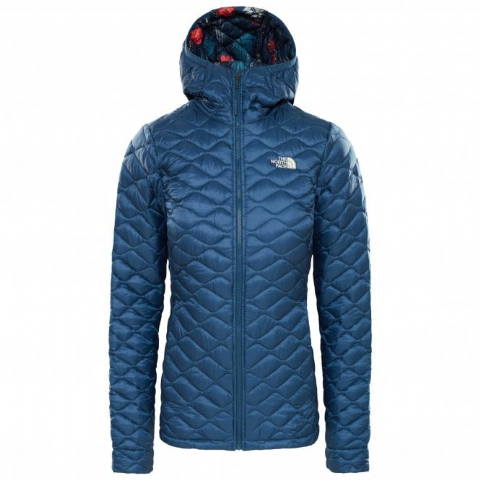 The North Face Womens Thermoball Hoodie - Light, Warm